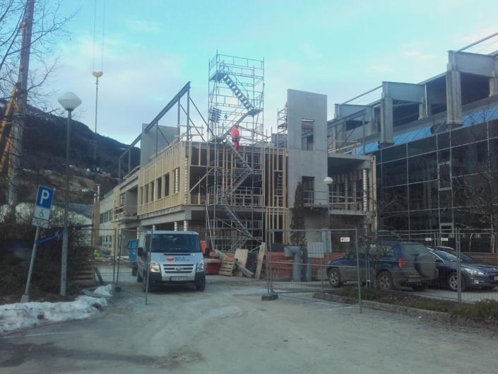 Fosshaugane Campus – Innovasjonsbygg